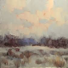 Image result for watercolor showing winter skies