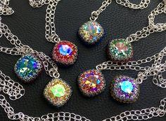 Hard Candy Jewels Bon-Bon Necklaces Tracey Davis