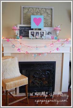 mantel decor ideas | Family Room/Mantel | Pinterest | Mantels ...