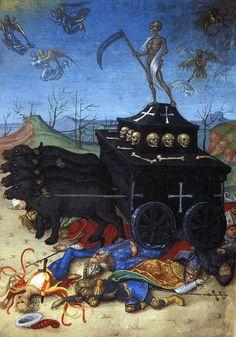deathandmysticism:  Triumph of Death, 16th century