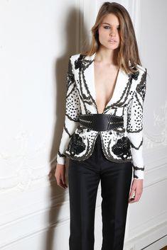 Zuhair Murad colección prêt-à-porter otoño-invierno 2014/15 - París Fashion Week