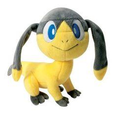 Amazon.com: Pokémon Small Plush Helioptile: Toys & Games