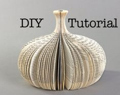 DIY Tutorial Patterns for 6 different Book by PaperStatement