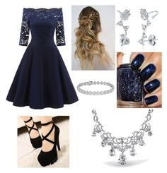 """Untitled #33"" by zombiecat13 on Polyvore featuring BERRICLE, Essie, Bling Jewelry and Blue Nile"