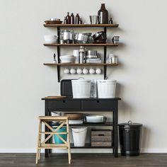 Kitchen decor set ikea  Corona Renderer 1.7 hotfix 2  3d model 3dmax
