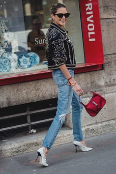 The Best Street Style From Fall 2018 Couture Fashion Week - July 2018