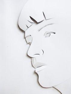 paperart4 Patience, Sculpture Art, Paper Art, Clock, Wall, Diy, Photography, Design, Home Decor