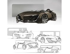 """Check out new work on my @Behance portfolio: """"_mazda"""" http://be.net/gallery/49911605/_mazda"""
