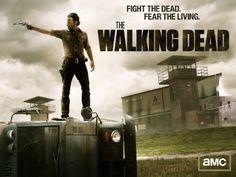 The Walking Dead! Sooooo good.