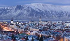 Reykjavik, Iceland- (great picture, not a travel site. Links to an article on investigative journalism in iceland)