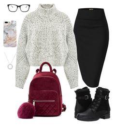 """Back to school"" by linath on Polyvore featuring мода, Isabel Marant, Blondo, Bottega Veneta и Recover"