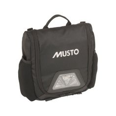 Musto Evolution Washbag Kulturtasche schwarz