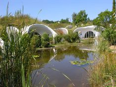 Ecological and Friendly Architecture: Earth Homes by Vetsch Architektur | DesignRulz