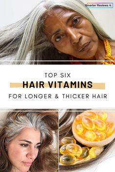 Hair Growth Treatment, Hair Growth Oil, Natural Hair Growth, Natural Hair Styles, Best Hair Vitamins, Vitamins For Hair Loss, Healthier Hair, Hair Essentials, Healthy Hair Growth