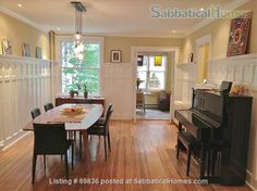 SabbaticalHomes - Home for Rent Washington District of Columbia 20010 United States of America, Spacious 4 bedroom