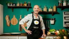 Iñigo Pérez Urrechu   Cocineros - Canal Cocina Chefs, Traditional Kitchen, Recipes