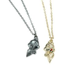 Necklace Pair of Chip & Dale (Disney Store Japan)