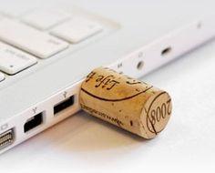 ¡Ideas entorno al vino! ¿Qué os parece esta idea tan chula? #ideas #vino