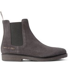 Common Projects - Suede Chelsea Boots