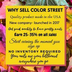 Dry Nail Polish, Dry Nails, Nail Polish Strips, Reward And Recognition, Start Program, Tough As Nails, Color Street Nails, Paparazzi Accessories, Make It Work