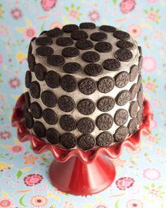 Objetivo: Cupcake Perfecto.: Oficialmente tiro la toalla. Operación bikini cancelada. (Tarta de chocolate con oreo)
