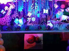 #Jungle Theme#Madagascar Theme#Birthday Theme#Birthday Decorations
