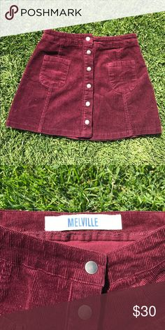 Spotted while shopping on Poshmark: Brandy Melville Skirt! #poshmark #fashion #shopping #style #Brandy Melville #Dresses & Skirts
