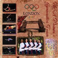 Scrapbook Galleries | Sports Gymnastics Gallery