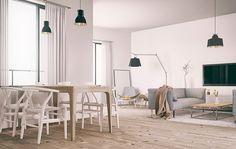 stile nordico casa living - Cerca con Google