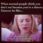 Dancers Be Like Jokes (dancersbelike) on Instagram | iPhoneogram