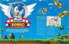 LOVE SONIC THE HEDGEHOG. We do and we reckon you do. Read how the game came to be. https://www.imagineshop.co.uk/index.php/catalog/product/view/id/4680/s/retro-gamer-annual-volume-3/ https://www.imagineshop.co.uk/index.php/catalog/product/view/id/4680/s/retro-gamer-annual-volume-3/