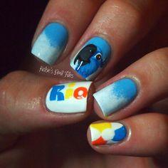 rio by  kelsiesnailfile #nail #nails #nailart
