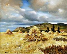 """dyf marcel haystacks (from <a href=""""http://www.oldpainters.org/picture.php?/24696/category/11484""""></a>)"""