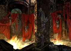 Blood Crypt / Cult of Rakdos