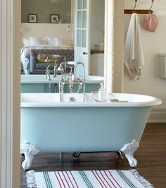 Beautiful free standing bath