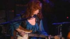 "John Lee Hooker and Bonnie Raitt play ""I'm In The Mood"", via YouTube."