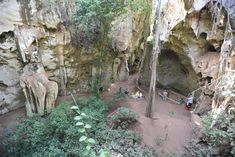 year cave record from East Africa shows early cultural innovations - HeritageDaily - Heritage & Archaeology News Nairobi, Jena, Archaeology News, Stone Age, Prehistory, East Africa, National Museum, Old Things, Technological Change