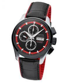 エポス スポーティブ 3433SBKBKRD 腕時計 メンズ epos SPORTIVE - IDEAL