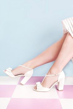 Lookbook: Charlotte Mills SS16/17 Wedding Shoe Collection. Cindy.  Read more: http://bridesupnorth.com/2016/08/08/lookbook-charlotte-mills-ss1617-collection/  #wedding #shoes #fashion