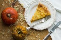 Soulfood und Herbstgenuss pur... Kürbis-Quiche - Zimtkeks und Apfeltarte