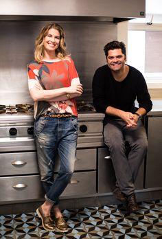 Veja mais sobre Ricardo John e sua cozinha industrial, do Cozinha Prática!