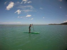 SUP lessons in Hawaii Kai away from the crowds!