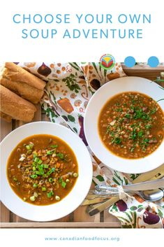 We developed this handy guide to help you choose what type of soup to make based on which Canadian ingredients you have in your fridge, pantry and freezer. Oats Recipes, No Dairy Recipes, Fruit Recipes, Pork Recipes, Chicken Recipes, Vegetarian Recipes, Vegetable Recipes, Recipes Using Lamb, Mushroom Recipes