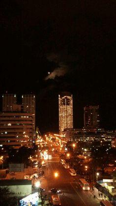 Buenos Aires nocturna. Buenos Aires de noche. Noche porteña.