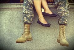 Military engagement pictures. :) Amber Dale Photography.