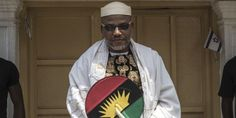 """Nigeria Will Burn If I'm Re-arrested"" — Nnamdi Kanu"