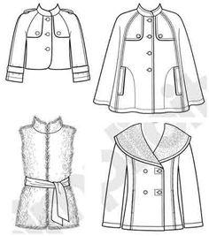 """Résultat de recherche d'images pour """"raglan sleeve cape"""""""
