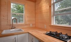 Kitchen Counter - Napa Edition by Mint Tiny Homes
