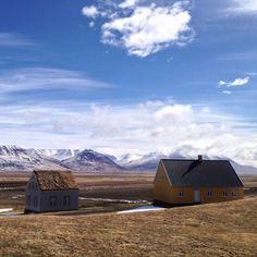 Itinéraire réel - Islande en avril | Eille la cheap!