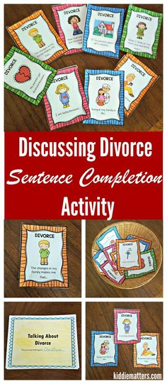 Divorce discussion boards